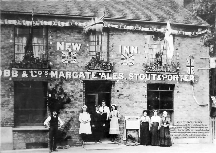 New Inn date unknown