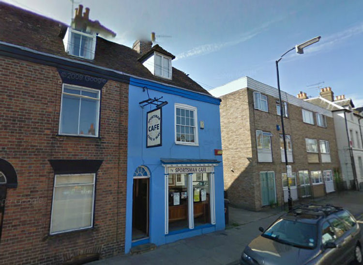 Sportsman Pubs Of Canterbury
