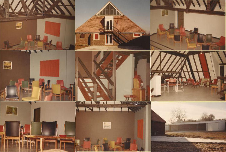 Various photos from opening in 1969