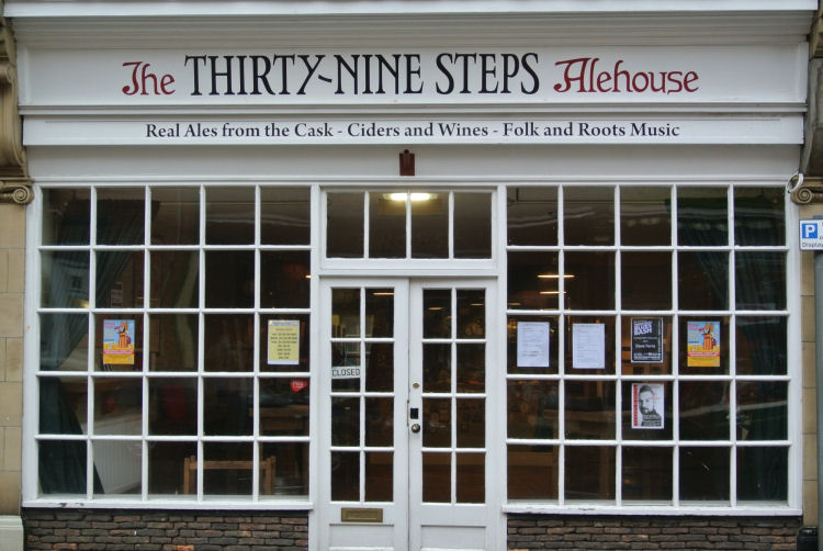 39 steps pub broadstairs